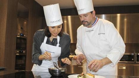Cuisinez dans une grande école! | Gastronomie Française 2.0 | Scoop.it