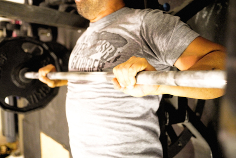 Getting Strong with the Bench Press | Power :: Endurance :: Fitness | Scoop.it