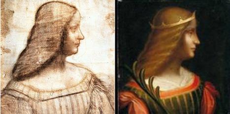 Descubren una nueva pintura de Da Vinci, 500 años oculta | Atención Primaria de Salud | Scoop.it