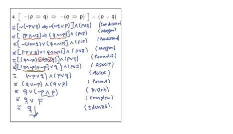 Lógica Matemática: LEYES DEL ALGEBRA DE PROPOSICIONES | Álgebra linear y matemáticas discretas | Scoop.it