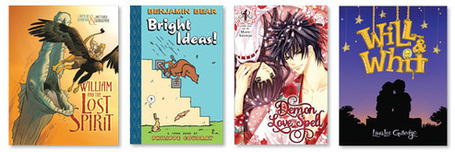 Graphic Novels | May 2013 | School Library Journal | Graphic novels in the classroom | Scoop.it