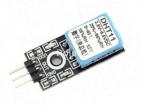 Sensor DHT11 (Humedad y Temperatura) con Arduino | Taller Arduino | InternetdelasCosas | Scoop.it