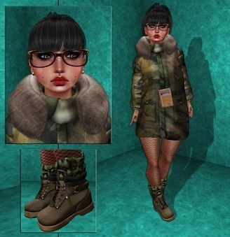 [S]iLeNt [W]oRLd : [116] Heavy Winter .. | sL fashion | Scoop.it