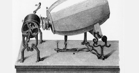 The Oldest Recovered Recordings to Date | The Phonautograph | Energy, Etc.... | Scoop.it