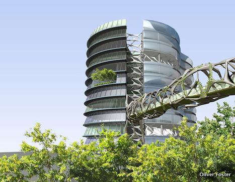Three views of the vertical farm | Vertical Farm - Food Factory | Scoop.it