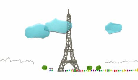 le monument : la tour Eiffel | Facile à vivre | Scoop.it