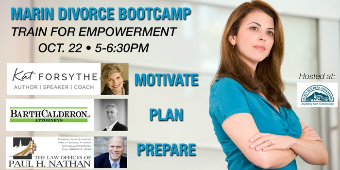 Event: Marin Divorce Bootcamp - Train for Empowerment | Multimedia Marketing by Brick House Media Co. | Scoop.it
