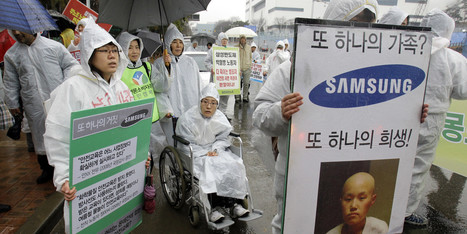 Samsung Apologizes To Workers Who Got Cancer While Making Chips | Electronics - Issues and Problems | Scoop.it