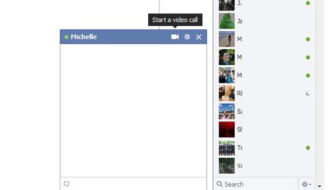 "Beginners Guide to Using Facebook Video Chat   Single Grain Blog   ""Social Media""   Scoop.it"