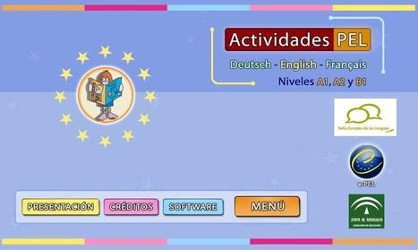 Plurilingüismo - Actividades PEL - Consejería de Educación | Practice your English | Scoop.it