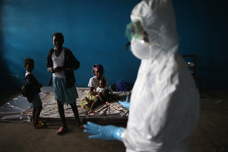 Ebola virus does a total shutdown to hide before a fresh strike | Virology News | Scoop.it