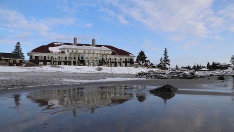 Art classes at Nova Scotia resort provide libations for inspiration | Nova Scotia Art | Scoop.it