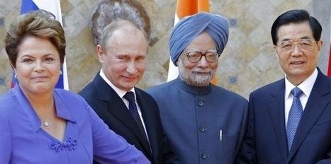 Dans 10 ans, les Bric auront surpassé la France - Challenges.fr | BRICS2 | Scoop.it