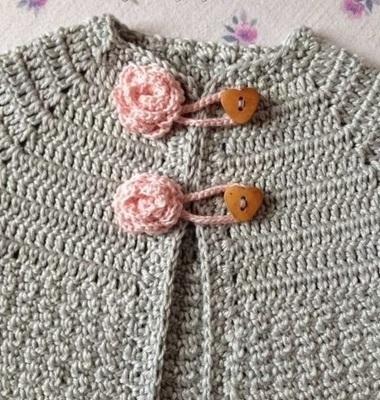 Crochet Designs And Free Patterns: Baby Crochet Dress | Fiber Arts | Scoop.it