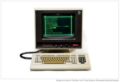 The Evolution of Classroom Technology - Edudemic | distechnology | Scoop.it