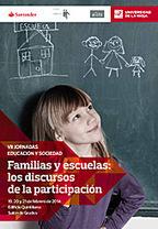 VII Jornadas 'Educación y sociedad: Familias y escuelas' | Pasión y aprendizaje | Scoop.it