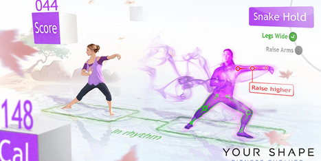 Kinect for Yoga | KINECT APPS - GAMES | Scoop.it