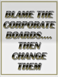 Blame the corporate boards... and change them. | The Economy: Past, Present and Future | Scoop.it
