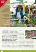 Marché paysan au Pérou | Questions de développement ... | Scoop.it