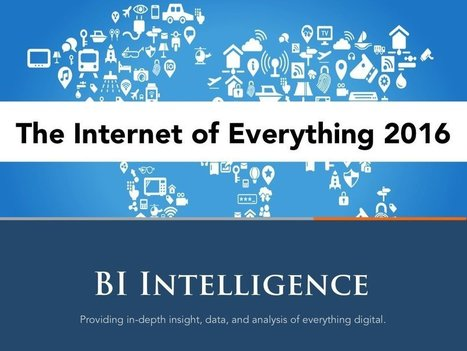 34 billion devices will be connected to the internet by 2020 | Future of Cloud Computing and IoT | Scoop.it