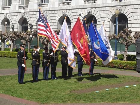 San Francisco Begins Long-Awaited Veterans Memorial - NBC Bay Area | Veterans | Scoop.it