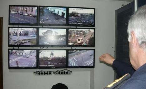 Por videovigilancia rapiñas bajaron 46% en la Ciudad Vieja | Medios | Scoop.it