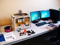 Un fablab rural : pourquoi ca marche. | e-@sy learning about...learning and learners.... | Scoop.it