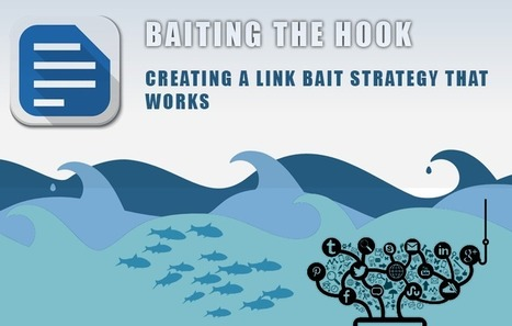 Linkbait: Link Building Strategies That Are Organic | SEO And Social Media Marketing | Scoop.it