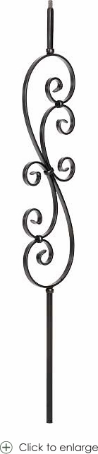 Hollow Iron Balusters | Stair Balusters | Scoop.it