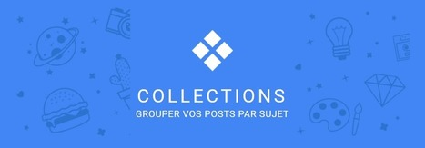 Collections : le réseau social Google+ propose de la curation | Going social | Scoop.it