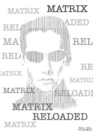 matrix2-def | Flickr | ASCII Art | Scoop.it