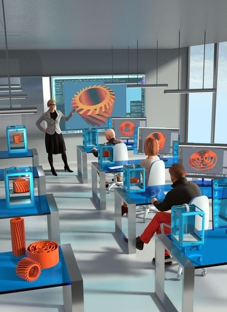 3D opportunity for the talent gap: Additive manufacturing and the workforce of the future   Human Resources   Scoop.it