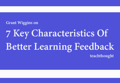 7 Key Characteristics Of Better Learning Feedback | Socratic Seminar | Scoop.it