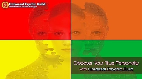 Discover Your True Personality with Universal Psychic Guild | Psychic, Astrology and Spiritual Scoop | Scoop.it