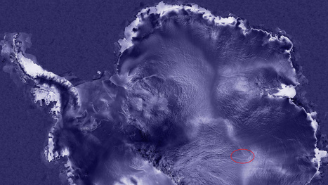 New Evidence: Antarctica's Ancient, Ice-Covered Lake is Full of Life | Amocean OceanScoops | Scoop.it