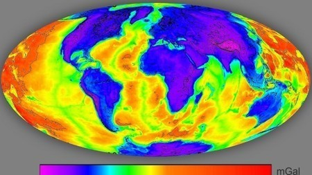 GOCE gravity satellite data helps produce tool for geothermal energy development | Sustainable Futures | Scoop.it