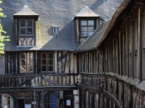 Le Blog de Rouen, photo et vidéo: L'Aitre.   MaisonNet   Scoop.it