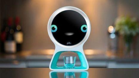 Pillo is a home health robot that poops out your pills | News | Geek.com | Une nouvelle civilisation de Robots | Scoop.it