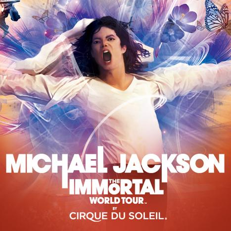 Michael Jackson THE IMMORTAL World Tour du Cirque du Soleil   Théâtre & co à Paris   Scoop.it