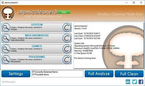 Limpiar y acelerar el PC con este práctico software gratuito | Software y Apps | Scoop.it