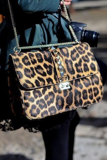 Twitter / Moda__Chicas: Bolsa con diseño Animal Print. ... | Diseño | Scoop.it