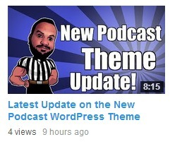 Latest Update On The New Podcast Theme | Podcasts | Scoop.it
