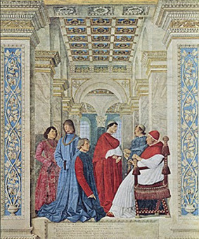 Histoire du livre: Les origines de la Bibliothèque Vaticane | GenealoNet | Scoop.it