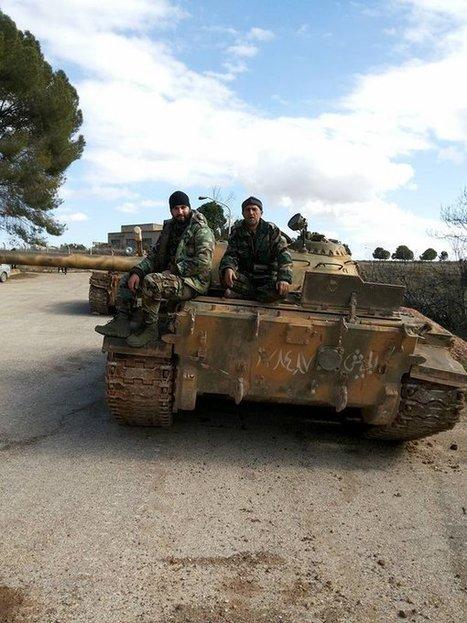 CNA: SIRIA - Carrera hacia Raqqa ¿Por qué Washington quiere capturar la Ciudad? | La R-Evolución de ARMAK | Scoop.it