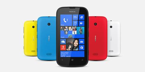 Zobacz czym różni się Lumia 510 od 610. Najsłabszy smartfon z Windows Phone już w Polsce! - | Mobile | Scoop.it