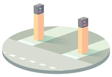 Fluidification et guidage vers les places disponibles - SmartGrains | système guidage parking | Scoop.it