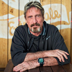 An Interview with John McAfee: The Antivirus Pioneer on D-Central, His New Device | Vloasis sci-tech | Scoop.it