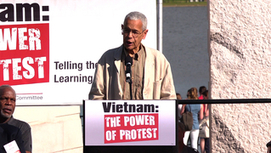 "In a Final Speech, Civil Rights Icon Julian Bond Declares: ""We Must Practice Dissent"" 