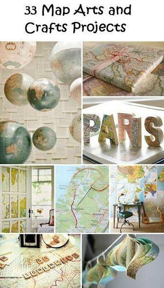 Travel Crafts! | DIY Arts & Crafts | Scoop.it