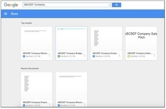 Two Interesting New Updates to Google Drive ~ Educational Technology and Mobile Learning | SEO SEM SMO | Scoop.it
